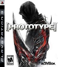 Prototype - Playstation 3 Game