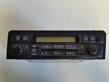 Honda Autoradio Radio CD Player MP3 Sterero Tape Cassette # 39100-S5A