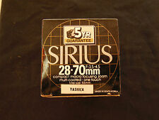 SIRIUS 28 - 70 compact macro focusing zoom lentille, YASHICA raccord