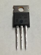 IRF610  610  IR Power MOSFET N-Channel 3.3A 200V 20 pcs with Heatsink compounds