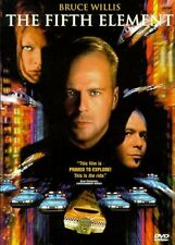 Fifth Element (2007, DVD NEW) CLR/CC/5.1/WS/Keeper