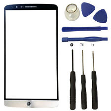 Front Outer Lens Glass touch Screen for Android LG G3 D850 D851 D855 VS985 LS990