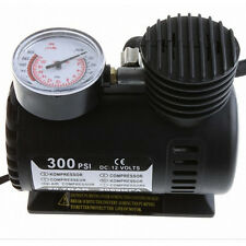 Portable 12V Druckluft Kompressor 300PSI Tire Inflator Pump Für Car Motorcycle