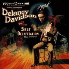Delaney Davidson-Self Decapitation VINILE LP 14 tracks alternativa rock NUOVO