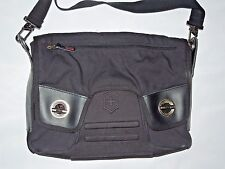 "VICTORINOX Field Master 15 ""  Laptop Computer MESSENGER Bag  Black nwt"