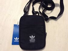 ADIDAS MONEY BAG TRAVEL HIKING PACK WAIST BUMBAG BUM SNAPON SECURE CONCEALED
