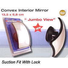 Mirror Child or Blindspot JUMBO VIEW CURVED Suction Fit