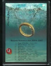 LOTR TCG CCG Countdown Collection 19 Card PROMO Set