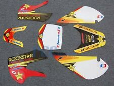 ROCKSTAR 3M GRAPHICS DECAL STICKER KIT KLX110 110 P DE27