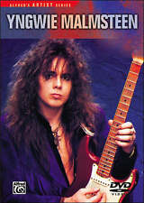 YNGWIE MALMSTEEN GUITAR INSTRUCTION LESSON DVD