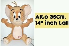 JERRY PELUCHE ORIGINALE - 35Cm. - Tom & E Plush Looney Tunes Acme Hanna Barbera