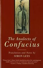 The Analects of Confucius Norton Paperback