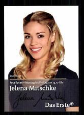 Jelene Mitschke Rote Rosen Autogrammkarte Original Signiert # BC 84608