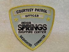 VINTAGE, COMPANY CLOSED-INDIAN SPRINGS SHOPPING CENTER (KCKS) SECURITY PATCH