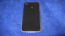 APPLE iPHONE 4S - REFURBISHED -16 GB - wiped and Reloaded with fresh copy of iso
