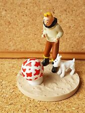 Moulinsart TINTIN L'ETOILE MYSTERIEUSE (The Shooting Star) Plastic Figure