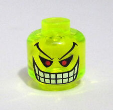 Lego Batman Joker Green Smiley Bomb Head 7782 7783 7785 7888 6860 6857 6863 6864