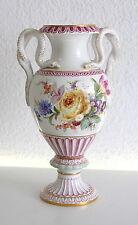 Meissner Porzellan Amphorenvase Schlangenvase Meissen um 1880 ca 28x16cm xz