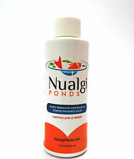 Nualgi Ponds 125ml Natural Algae Control & Water Clarifier, Promotes Fish Health
