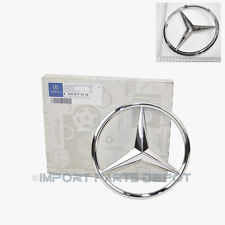 Mercedes-Benz Front Grill Star Emblem Genuine Original 0001016