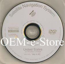 2012 Update 2007 2008 Acura TL & TL Type-S Navigation OEM DVD Map U.S Canada