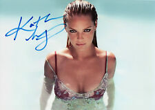 KATHERINE HEIGL Signed 12x8 Photo GREY'S ANATOMY & KNOCKED UP COA