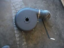 SCAG DIXIE CHOPPER EXMARK MOW AND BLOW IMPELLER HOUSING NOT COMPLETE