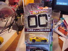 Hot Wheels Cars of the Decades the 00's '06 Dodge Viper