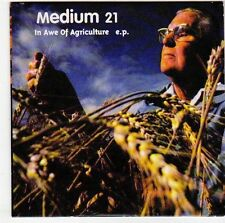 (EM666) Medium 21, In Awe of Agriculture EP - 2000 DJ CD