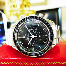 OMEGA Speedmaster Professional Chronograph Stainless Steel Moon Watch Circa 2005