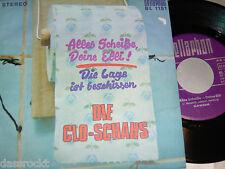 """7"""" - Die Clo Schahs / Alles Scheiße deine Elli & Die Lage ist beschissen # 1773"""