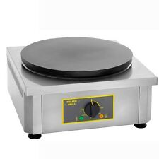 Roller Grill 400CSE Single Plate Crepe Machine (Boxed New)