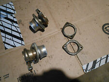 Yamaha 550 Vision XZ550 XZ 550 1982 82 cylinder exhaust head mounts flange