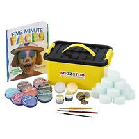 SNAZAROO Face Paints - Face Painters Kit  - Paints 600 Faces!