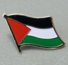 PALESTINE NATIONAL COUNTRY WORLD FLAG LAPEL PIN 1 INCH