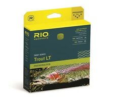 RIO Trout LT Fly Line - DT5F - Color Sage - New