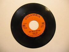 Frankie Laine The Moment Of Truth/Don't Make My Baby Lane 45 RPM