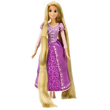 Disney Rapunzel Tangled First Edition Singing Doll Tinsel/Glitter Hair 17 inch