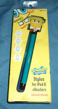 SpongeBob Squarepants Stylus Pen For iPad and eReaders Tablets, Brand New