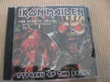 IRON MAIDEN -RYOGOKU OF THE BEAST- MEGA RARE JAPAN 2016 LIVE 2CD