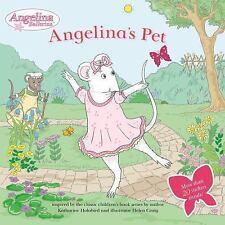 Angelina's Pet (Angelina Ballerina)-ExLibrary