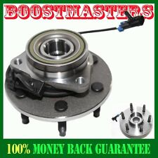 For CHEVY PICKUP SILVERADO GM 6 STUD 4X4 TRUCK & SUV FRONT WHEEL HUB BEARING NEW