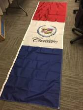 Cadillac Dealership 9'  Light PoleAdvertising Rectangle Banner Flag Kit