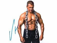 Vince McMahon Signed STUDIO SHOT WWE 8X10 Photo PSA/DNA Quick Opinion