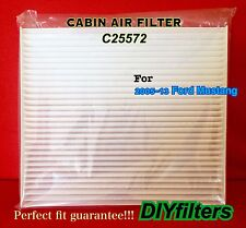 C25572 Premium CABIN AIR FILTER for 2005-13 Ford Mustang US Seller 100% Feedback
