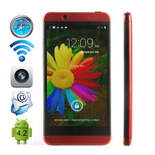 CUBOT ONE 4,7 Zoll Quad Core Android 4.2 3G Smartphone WIFI Rot 1GB 8GB Handy