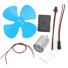 Mini New Wind Micro Turbine Generator Charger DC 5V USB Output Power Motors