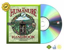 Humanure Handbook A Guide to Composting Human Manure by Joseph Jenkins book OnCD