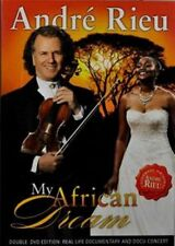 ANDRE RIEU - MY AFRICAN DREAM - DVD - PAL & Region 2 - New