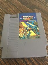 Bionic Commando (Nintendo Entertainment System, 1988) NES Cart NE4